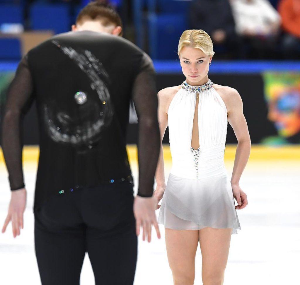 Евгения Тарасова и Владимир Морозов