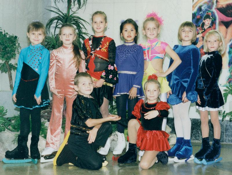 Спортивный класс 1994 г.р. Группа Тарасова Г.С.