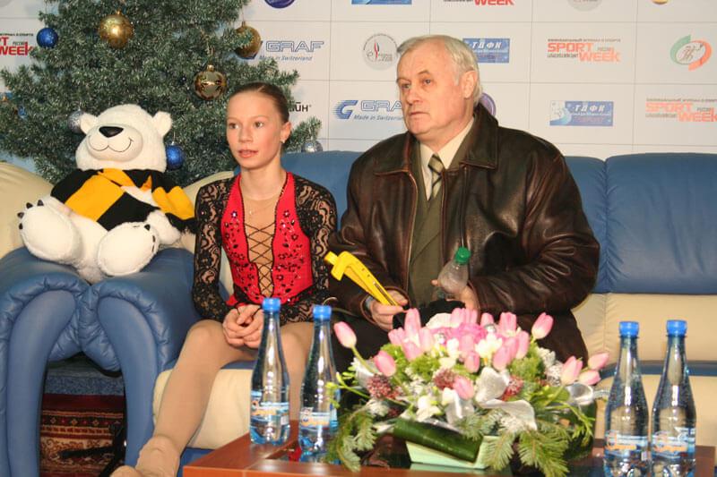 Чемпионат России. Казань 2008 г. Тренер Головлев В.Д.