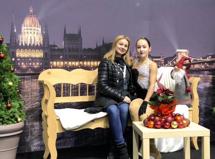 Лиана Вахитова и Гафарова Людмила Владимировна