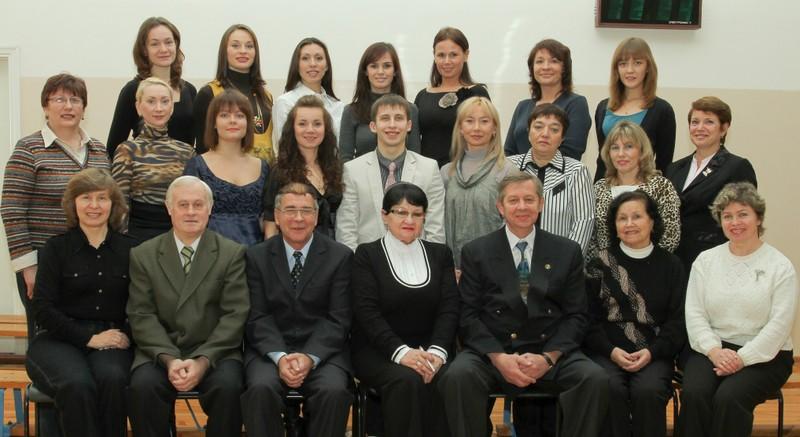 Коллектив РСДЮСШОР 2010 г.