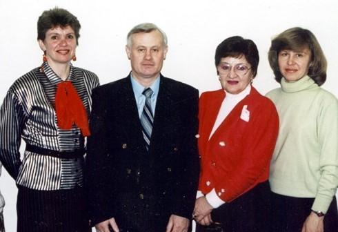 Шанталинская Н.Н., Головлев В.Д., Гурикова Д.В., Мазитова Э.Ф. Начало 2000-х годов.