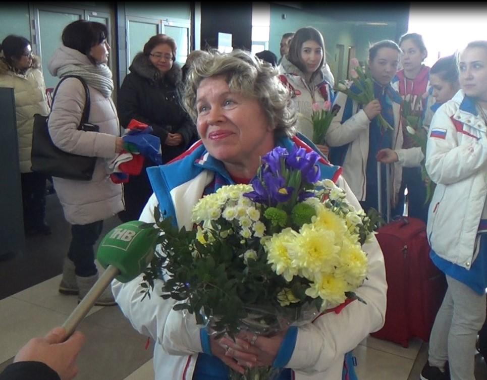 Поздравление с Юбилеем Антоновой Евгении Михайловны