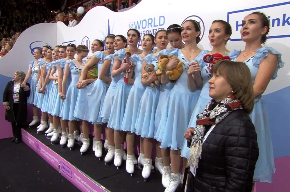 Бронзовые призеры Всемирной зимней универсиады в Красноярске 2019 г.