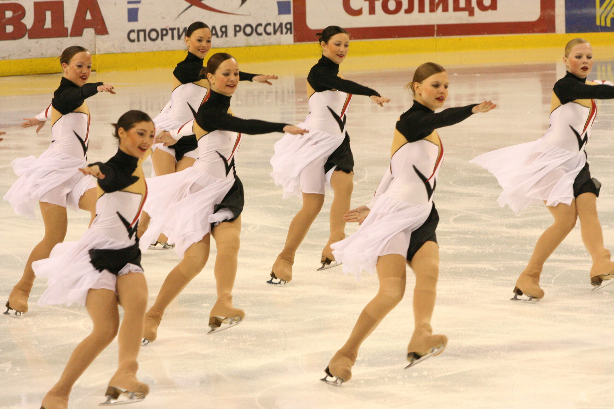 """Команда """"Татарстан"""" 2010 г. Чемпионат России"""