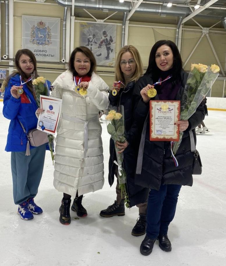 Тренеры команд: Анна Максимова, Евгения Полысалова, Ольга Московская, Миляуша Нарбикова.